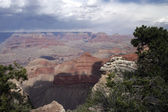 Grand Canyon Vista — Foto Stock