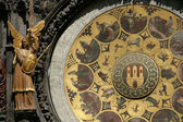 Astrological Clock — Foto Stock