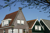 Architecture Of Volendam — Stockfoto