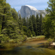 Half Dome Majesty — Stock Photo