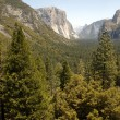 Majestic Yosemite — Stock Photo