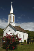 Father Damien's Church — Stockfoto