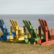 Lawn Chairs — Stock Photo #3144598