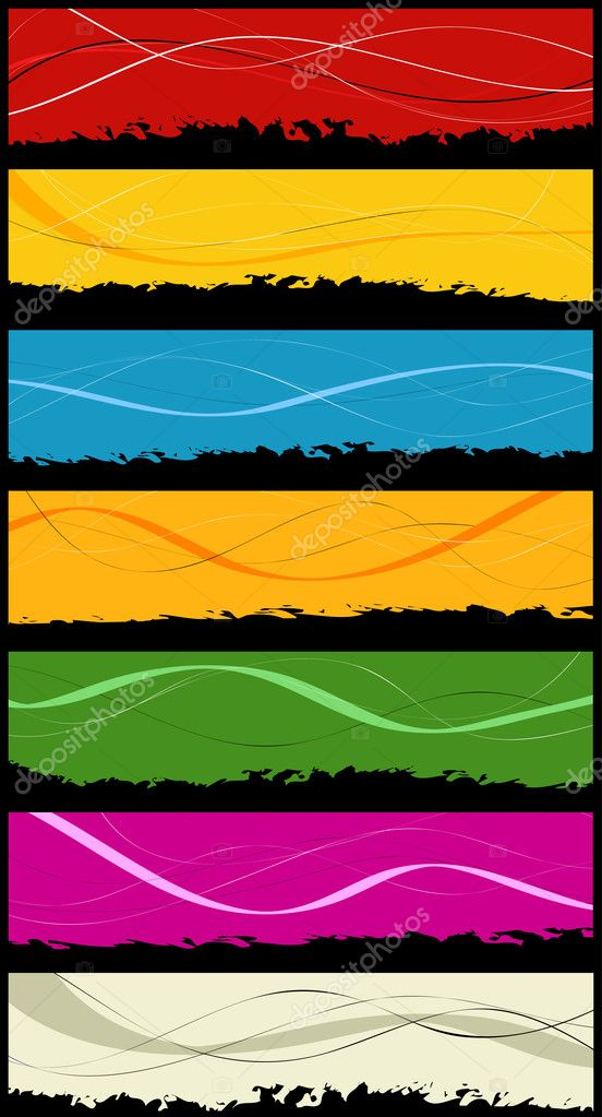 Seven Abstract Grunge Banners — Stock Vector © Adigrosu. Tree Life Wall Murals. Aditi Logo. Avon Banners. Persona 3 Logo. Pajero Stickers. Dolly Parton Murals. Oct 4 Signs. Floor Level Signs Of Stroke