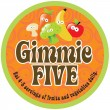 Stock Vector: Gimmie Five Promo