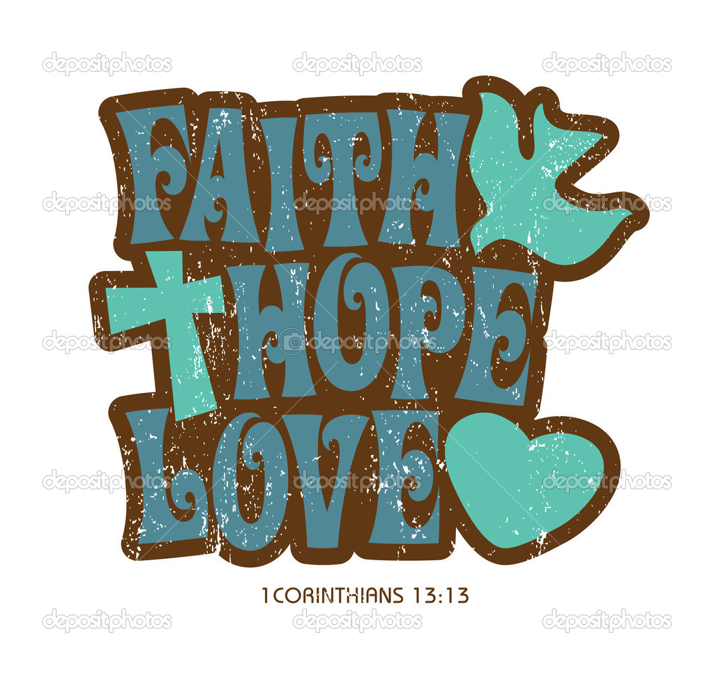 1970s Vintage Christian T-shirt design  Stock Vector #3104077