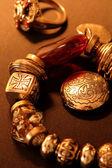 Antique jewelry — Stock Photo