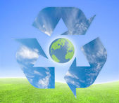 エコロジー — ストック写真