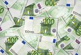 União europeia de notas de 100 euros — Foto Stock
