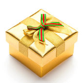 Beautiful gift box — Stock Photo