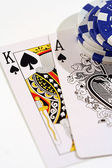 Blackjack — Stock Photo