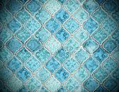 Green tile background — Stock Photo