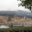 Панорама Монако, Panorama Monaco — Stock Photo
