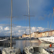 Сан-Тропе, Saint-Tropez — Stock Photo
