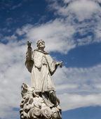 Kamienna statua — Zdjęcie stockowe