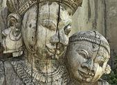 Indian sculpture — Стоковое фото
