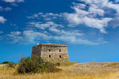 Old fort on Tabarca island — Stock Photo