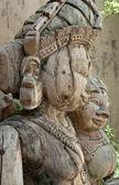 Indian sculpture — Stock Photo