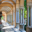 Zagreb Mirogoj cemetary — Stock Photo
