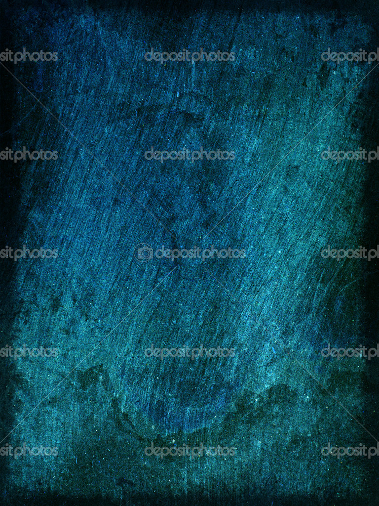 Background blue rough wood texture with scratches with space for text or image — Stock Photo #3057347