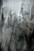 Dark grey background texture rough paint — Stockfoto