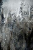 Koyu gri arka plan doku kaba boya — Stok fotoğraf