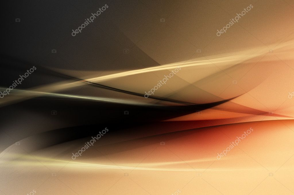 Abstract red, black, orange waves or veils background texture — Stock Photo #3496829