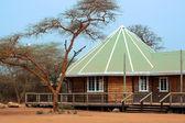 Safari lodge — Stock Photo