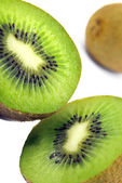 Kiwifruit close-up — Stock Photo