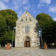 Stock Photo: Stavanger Gothic Cathedral