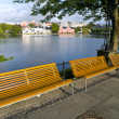 Stavanger Pond — Stock Photo