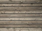 Old Wood Exterior Floor — Stock Photo