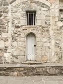 Prison Entrance — Stock Photo