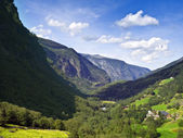 Norwegian Scenics in Sogn of Fjordane — Stock Photo