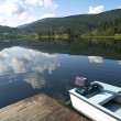 Serene Scenery in th norweigan fjords — Stock Photo #3174986