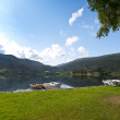 Serene Scenery in th norweigan fjords — Stock Photo #3175024