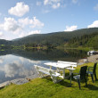 Serene Scenery in the norweigan fjords — Stock Photo #3175046