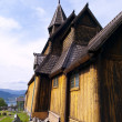 Royalty-Free Stock Photo: Urnes Stave Church