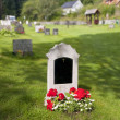 Tomb in Norway - Stock Photo