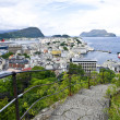 Alesund Scenic — Stock Photo