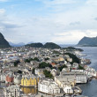Royalty-Free Stock Photo: Alesund Scenic
