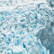 Stock Photo: Briksdal Glacier