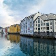 alesund — Stock Photo