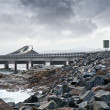 Atlantic Road - Stockfoto