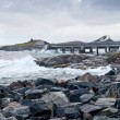 Atlantic Road — Stock Photo