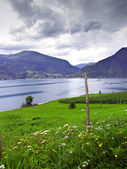 Norwegian Scenics — Stock Photo