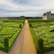 Gardens of Villandry — Stock Photo #3181288