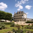 French Building in Loire Valley, France - Stock Photo