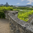 Gardens of Villandry — Stock Photo