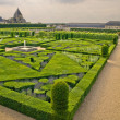 Gardens of Villandry — Foto de Stock